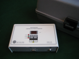 Radon Measurement Device